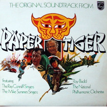 Roy Budd / Ray Conniff Singers - Lp Paper Tiger - Ost (1975)