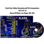 Dvd Slash Feat. Myles Kennedy And The Conspirators 2013
