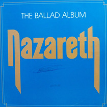 Lp Nazareth - The Ballad Album Nazareth - Vinil Raro