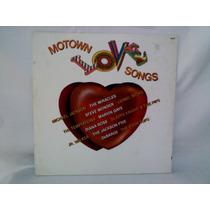 Lp Vinil - Motown - Love Song