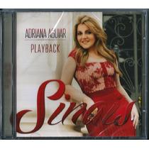Playback Adriana Aguiar - Sinais [original]