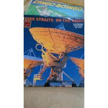 Disco Vinil Lp Duplo Dire Straits On The Nigth