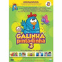 Dvd Galinha Pintadinha - Volume 3