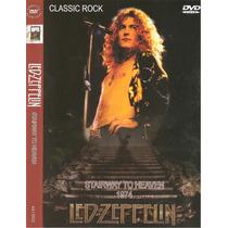 Dvd - Led Zeppelin - Stairway To Heaven 1974 - Lacrado