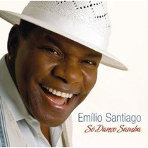 Cd Emilio Santiago So Danco Samba Ao Vivo Digipack 16 Faixas
