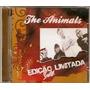 Cd The Animals / Edição Limitada Gold / Frete Gratis