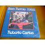Lp Zerado Roberto Carlos 1968 San Remo