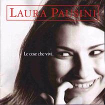 Cd Lacrado Laura Pausini Le Cose Che Vivi 1996