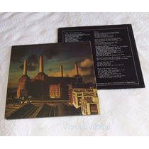 Lp Pink Floyd Animals 1977 Made In Usa Capa Dupla