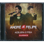 Playback André E Felipe - Acelera E Pisa [lançamento]