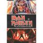 Iron Maiden Live In Donington 1992 Dvd Raro Novo Original !!