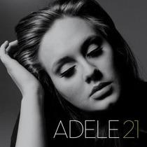Cd Adele 21 - 2011