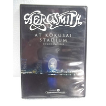 Aerosmith At Kokusai Stadium Dvd, Excelente Estado