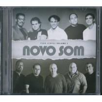 Cd Novo Som - Para Sempre - Vol 1 [original]