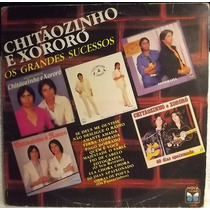 Lp / Vinil Sertanejo: Chitãozinho & Xororó - Sucessos 1987
