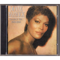 Cd Dionne Warwick - Greatest Hits 1979-1990 - Cd Original
