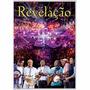 Grupo Revelação 360 Ao Vivo Dvd Original Novo!