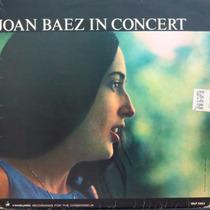 Lp Joan Baez In Concert Vinil Raro