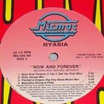 Disco Vinil Importado Nyasia Now And Forever