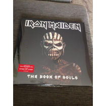 Iron Maiden- The Book Of Souls (vinil Triplo)- Pronta Entreg