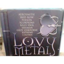 Cd Love Metal @ Coletânea (lacrado) Frete Grátis