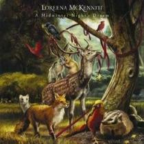 Cd Loreena Mckennitt Midwinter Night`s Dream - Novo Lacrado