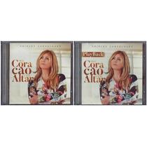 Cd + Playback Shirley Carvalhaes - Meu Coração É Teu Altar