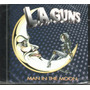 Cd - L. A. Guns - Man In The Moon - Lacrado