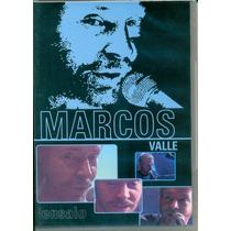 Dvd Marcos Valle - Programa Ensaio