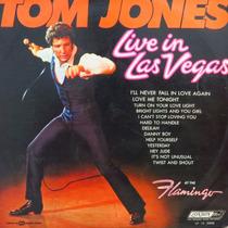 Lp Tom Jones - Live In Las Vegas - Vinil Raro