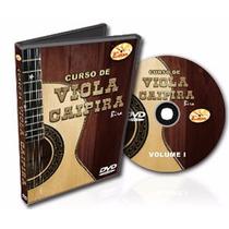 Curso De Viola Caipira Em Dvd - Volume 1 - Edon