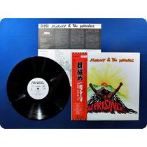 Bob Marley.uprising. Japan.obi.ano 1980.promo...raro!!