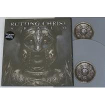 Rotting Christ Aealo 2 Lp Theogonia Kata Khronos Sanctus
