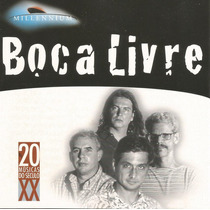 Cd - Boca Livre - Millennium - Lacrado