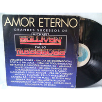 Disco Lp De Vinil- De Sucessos / Amor Eterno