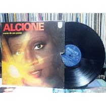 Lp - Alcione - Morte De Um Poeta 1977 Disco Vinil Ac