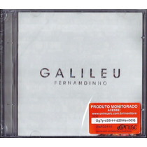 Cd Galileu Fernandinho Lacrado Original