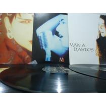 Lp Marisa Monte 1989-dulce Quental 1985-vania Bastos 1990
