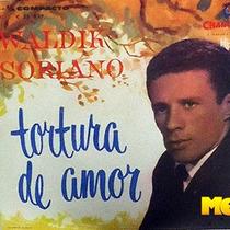 Waldik Soriano 1962 Tortura De Amor Compacto Com 4 Faixas