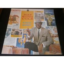 Lp Nat King Cole, A Meus Amigos, Disco Vinil Seminovo, 1974