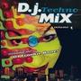 Cd D. J. Mix Techno Dj Frankie Bones Vol. 1