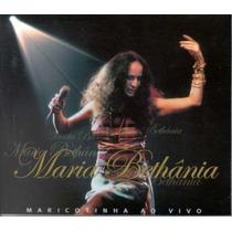 Cd Maria Bethania - 2cd - Maricotinha Ao Vivo