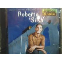 Cd - Roberto Silva - Raízes Do Samba - Produto Novo