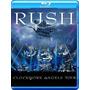 Rush - Clockwork Angels Tour [blu-ray] Mad Eu - Frete Gratis