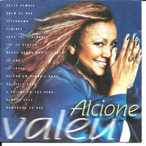 Cd Alcione Valeu 1997 Sucessos Do Pagode