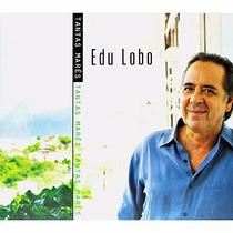 Cd Edu Lobo - Tantas Marés (lacrado) Bsicoito Fino
