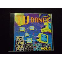 Cd Tv Dance Vol. 2 Flash House Anos 70 80 90