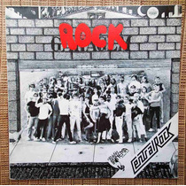Lp Rock Garagem - Bandas De Rock Gaúchas 1984