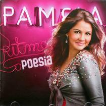 Cd Pamela Ritmo E Poesia Raridade
