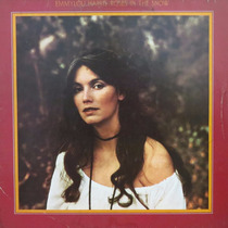 Lp Emmylou Harris - Roses In The Snow - Vinil Raro